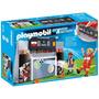 Playmobil 4726 Treinamento De Falta Com Placar Eletronico