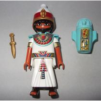 Playmobil Egito Grande Faraó Monte Sua Tropa