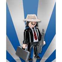 Playmobil Da Série 7 Al Capone