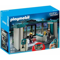 Playmobil 5177 City Action Bank Super Oferta