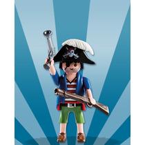 Playmobil Da Série 8 Pirata