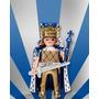 Playmobil Medieval Rei D Ouro Guerreiro Figures Série 7