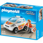 Playmobil 5543 Carro De Emergencia