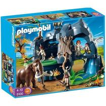 Playmobil 5100 Caverna Pré História - Lacrado!