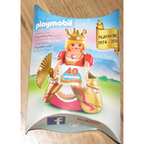 Playmobil 1974-2014 40th Happy Birthday Queen Princess Figur
