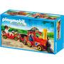 Playmobil 5549 Trenzinho No Parque