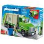 Playmobil Caminhão De Reciclagem Sunny