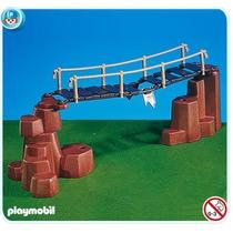 Playmobil Add On 7272 Ponte Indiana Jones (raro)