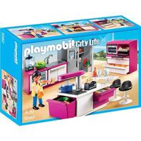 Playmobil 5582 Cozinha Moderna City Life (lançamento)
