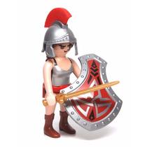 Playmobil Figures Série 8 Roma Atlanta Gladiadora