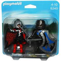 Playmobil Duo Pack - Duelo Cavaleiros Medievais (5240)
