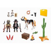 Playmobil Maleta Velho Oeste - 5608