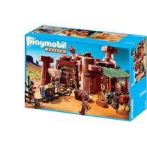 Playmobil - Western - Mina De Ouro Do Velho Oeste 5246