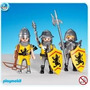 Playmobil 7535 - 3 Cavaleiros Do Leão (novo) Add-on