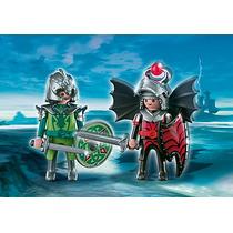 Playmobil Cavaleiros Código 4912