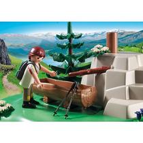 Playmobil Country - Trilha Em Mountain Spring - 5424