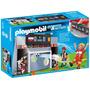 4726 Playmobil Esportes Gol Com Placar Eletrônico