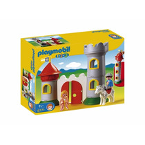 Playmobil 1-2-3 Meu Primeiro Castelo Medieval - Sunny 6771