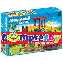 Playmobil Parquinho Pequeno 92 Peças 5612 - Sunny