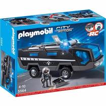Playmobil - Comando De Unidade Tática Da Polícia Cod: 5564