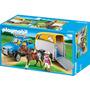 Playmobil Country Transporte Do Cavalo - 5223
