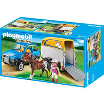 Playmobil Country Transporte Do Cavalo - 5223