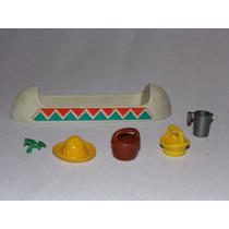 Playmobil Trol - Lote De Acessórios Para Velho Oeste