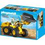 Playmobil 5469 - Grande Escavadeira De Construção (novo)