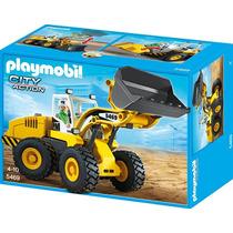 Playmobil 5469 - Grande Escavadeira De Construção 12x S/j