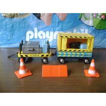 Transporte De Bagagens Playmobil