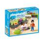 5584 Playmobil Cidade Mansão Moderna Sala De Estar