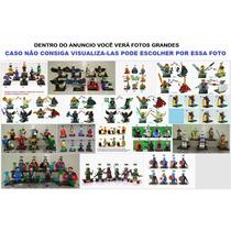 Lego Bonecos Coringa Super Man Herois Vingadores - Avulsos