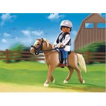 Playmobil Cavalo Haflinger 5109 Sunny