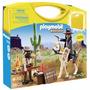 Playmobil - Maleta Velho Oeste Cod: 5608