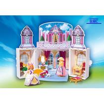 Castelo Da Princesa Game Box Playmobil 5419 Original 76 Pçs
