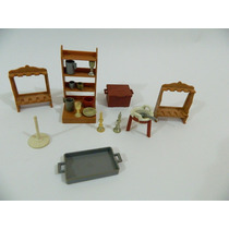 Playmobil Kit Acessórios Faroeste - Casa - Fort -