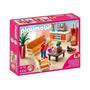 5332 Playmobil Cidade Sala De Estar Confortável