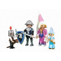 6324 Playmobil Cavaleiros Família Medieval Add-on