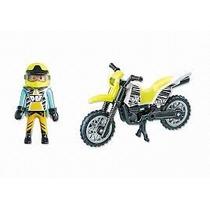 Playmobil Motocross Bike 5525 Sunny