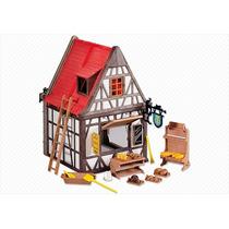 6219 Playmobil Cavaleiros Padaria Medieval Add-on