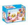 5148 Playmobil Princesas Quarto Real Para Troca De Roupas...