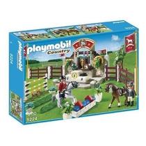 Playmobil 5224 Competição E Show De Hipismo Entrega Atomica