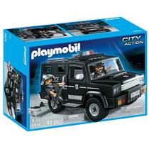 Playmobil - Carro Da Swat Cod: 5974