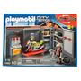 5982 Playmobil Cidade Loja De Motocicletas