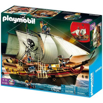 Playmobil Navio De Ataque Pirata 5135 Sunny