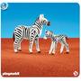 Playmobil Animais - Zebras - 7898 - Novo! Lacrado!