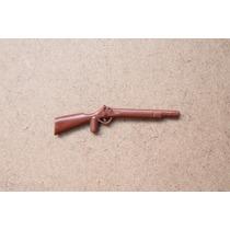 Arma Playmobil Western Original Espingarda Rifle