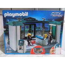 Playmobil City Action- Banco Sistema De Segurança - Cod.5177
