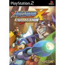 17 Jogos - Coleção Megaman / Jogo Ps2 Patch / Frete Grátis