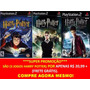 Harry Potter And The Order Of The Phoenix (kit 3 Jogos Ps2